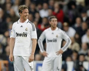 Real Madrid Icon Guti (Reuters)